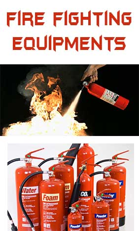 Fire Extinguisher & Fire Ball