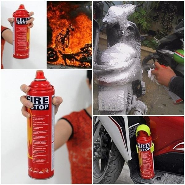 Mini Fire Extinguisher 1000 ML